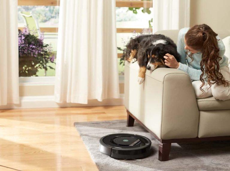 iRobot Roomba 866 прахосмукачка робот