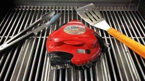 Робот за почистване на грил Grillbot