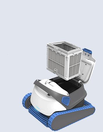 Робот за басейни DOLPHIN S 200