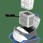 Робот за басейни DOLPHIN S