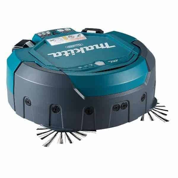 Makita DCR 200 – индустриален робот прахосмукачка