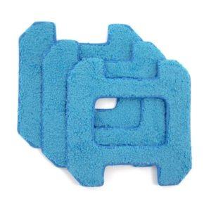 Микрофибърни кърпи за hobot 268 сини- 3 бр.