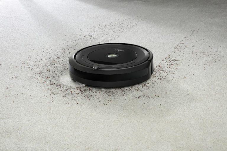iRobot Roomba 696 прахосмукачка робот