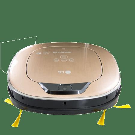 LG HOM-BOT VSR86040PG Прахосмукачка робот